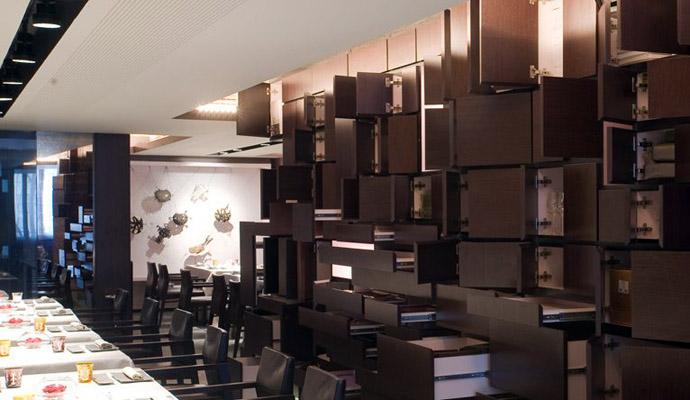 Restaurante sergi arola gastro madrid ril cr ticas - Restaurante de sergi arola ...