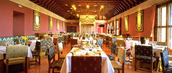 Restaurante parador alca iz teruel ril cr ticas for Muebles alcaniz